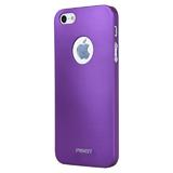 Pisen 品胜 iPhone5超薄保护壳 简约 紫色