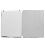 Pisen 品胜 玩加iPad2 New iPad 智能保护盖(一体式)趣味 白色
